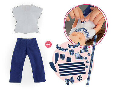 Corolle Top and Trouser Set for Ma Cherie Creation Doll