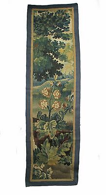 An Antique Vertical Tapestry