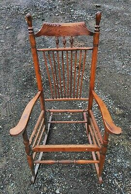 vintage rocking chair free shipping