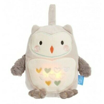 Gro - Ollie the Owl Sound and Light Gro Friend - Baby Sleep Aid FREE SHIPPING