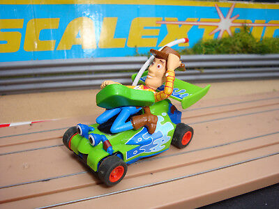 Micro Scalextric Toy Story Woody - Loads More Micro Cars For Sale
