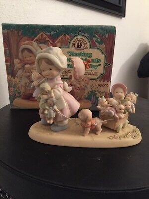 Enesco Memories of Yesterday Meeting Special Friends Along The Way 1997