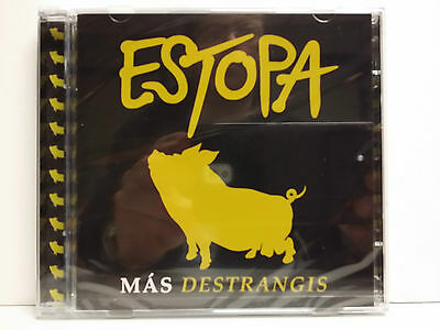 Estopa - Mas Destrangis - Cd + Dvd - Nuevo - Precintado - Sealed
