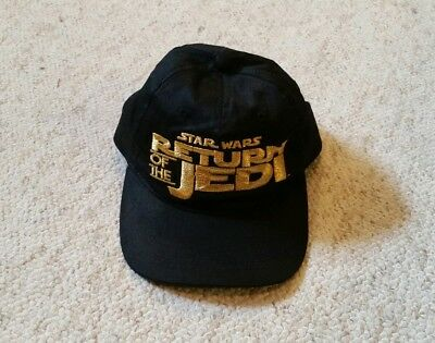 1983 Star Wars Return of the Jedi Youth Snapback Hat