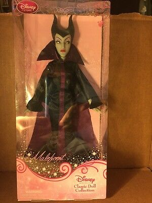 Disney Princess Classic Doll Collection Maleficent Sleeping Beauty NIB
