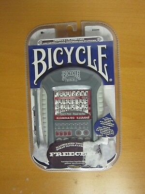 Bicycle Illuminated Freecell - Hand Held Electronic Game