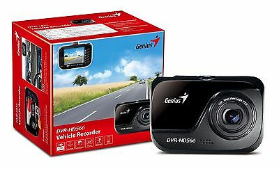 Dash Cam DVR 566/ 720P/ G-sensor/ Wide Angle 120 degree/ 2.4-Inch LCD pan ICBC