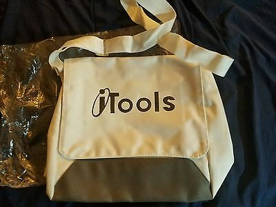 Bio Ionic iTools Tool Bag for Products TOOLS heavy Canvas