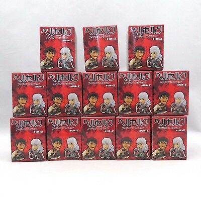 "Japanese anime ""Berserk"" Figure collection 12 Type + Secret 1 Complete Set"