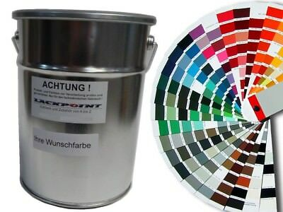 3 Litre Basecoat Spray Finish Car Paint VW Golf 6 A3H Salsa Red Tuning GTI NEW