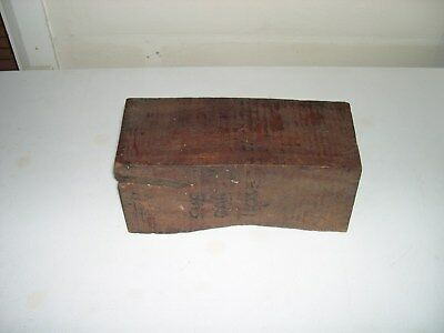 She Oak Wood Blank For Turning & Woodworking - Good size - Rosewood Coloured