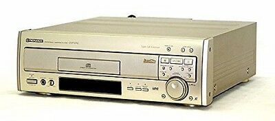 PIONEER CLD-07G Compatible laser disk (LD / CD) player EMS
