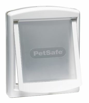 PetSafe Staywell Origina 2 Way Door Pet Dog Cat Replacement Flap Small White New