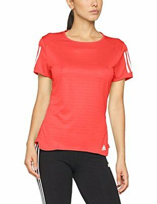 adidas BP7460 Maillot Manches Courtes Femme, Orange, FR : XS (Taille Fabricant :