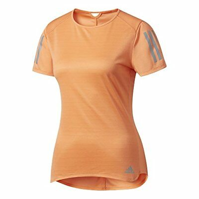 adidas Response T-Shirt Femme, Easy Orange, FR : XS (Taille Fabricant : XS)