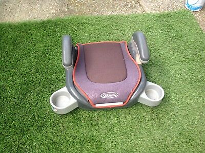 Car booster seat graco