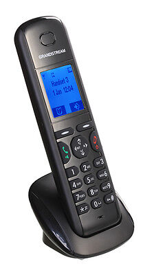 Grandstream DP710 DECT Handset (only with DP715 VoIP DECT Base compatible)