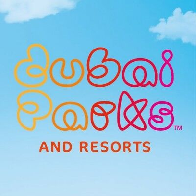 Dubai Parks 1 Day 2 Parks admission - Entertainer Dubai 2017 BOGOF E-Voucher