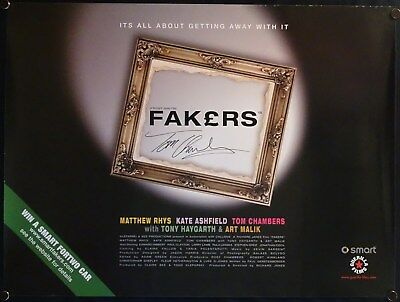 Fakers (2004) UK QUAD