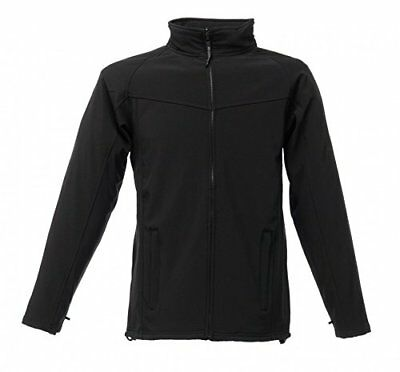 Regatta Uproar - Veste softshell coupe-vent - Homme (2XL) (All Black)