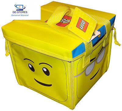 Neat-Oh! LEGO ZipBin Head Toy Tote & Playmat [Toy] (japan import)
