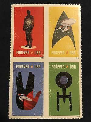 Star Trek Forever Stamps (4)