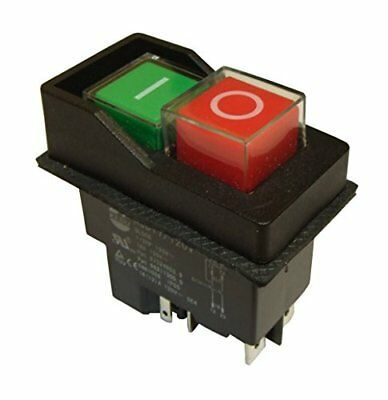 On Off Switch Fits Belle Cement Mixer Minimix 150 110V 110 Mini 140 Min Mix 140