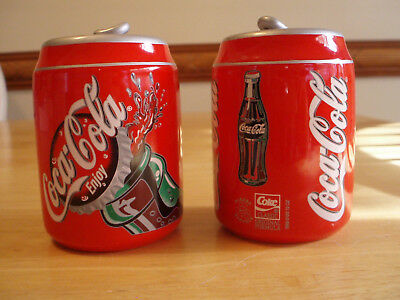 Coca-Cola - Salt & Pepper Shakers
