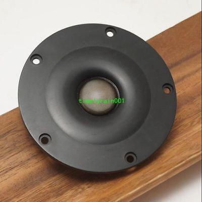 "2pcs 4"" inch 104mm 6Ohm 6Ω 40W Classic Silk dome tweeter speaker Loudspeaker"