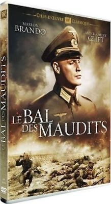 "DVD ""LE BAL DES MAUDITS"" Marlon Brando - Montgomery Clift  NEUF SOUS BLISTER"