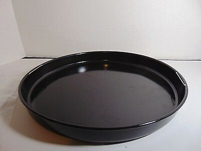 Nuwave Pro Infrared Oven Replacement Part Parts Black Drip Pan New