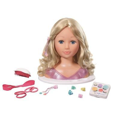 Baby Born Sister Styling Head Hair Do Head for Playing Dolls Toys from 3 J