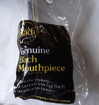 Genuine Bach #335 Tuba / Sousaphone Mouthpieces - Factory-Sealed -
