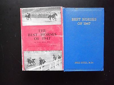 "Timeform ""best Horses Of 1947"" Mint In A V/g Original Dust Jacket"