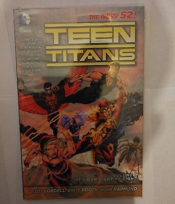 NM Teen Titans NEW 52 Volume 1 TP - IT'S OUR RIGHT TO FIGHT