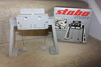 Vintage Stabo Lap Counter Boxed German like Scalextric