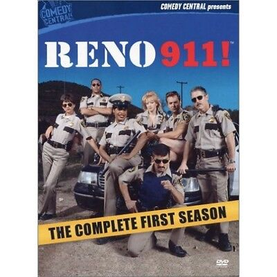 Reno 911!: The Complete First Season [2 Discs] (DVD Used Like New)