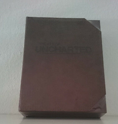 Uncharted: The Art of Uncharted - Limited Edition - [NEU]