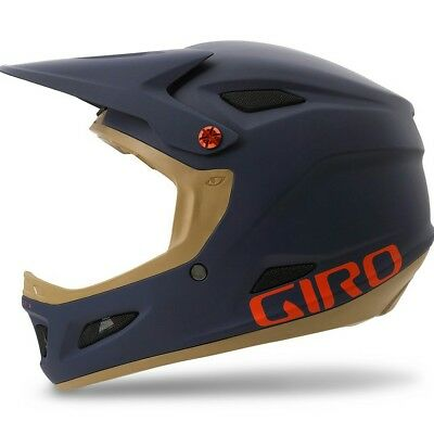 Giro Cypher Full Face Helmet (Small 54-56cm) With Built in Go-pro Mount Downhill