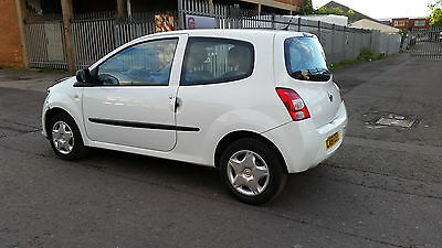 2012 Renault Twingo Damaged Repairable Salvage