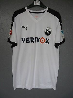 SV Sandhausen Puma Football Training Shirt Trikot Sz Large (153)