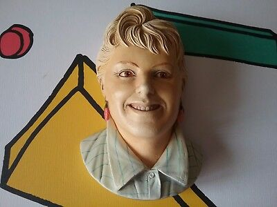 Coronation Street Bossons Sally Webster Character Head