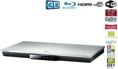 Samsung BD-D6900 3D Smart Blu-ray Player With Built In Freeview Wifi Internet