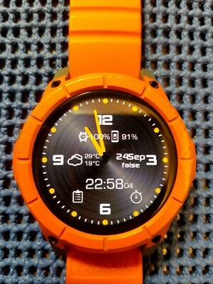 Nixon - The Mission Smartwatch