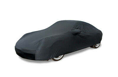 Soft Indoor Car Cover with mirror pockets for Fiat Barchetta