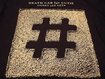 Death Cab For Cutie T-shirt Brand New/Never Worn