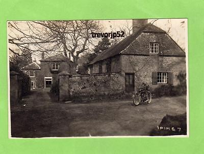 Iping Nr Chichester Motorcycle unused RP pc  Ref B260