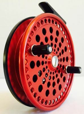 "Kingpin 4.75"" Imperial Centerpin Float Reel (Red/black) **new**"