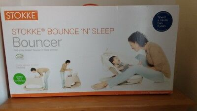 Stokke Bounce N Sleep Baby Bouncer Very good condition (DAYBED NOT INCLUDED)