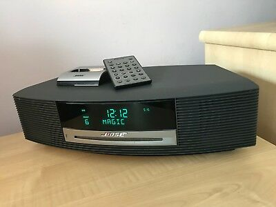 bose wave music system awrcc5 and dab module. Black Bedroom Furniture Sets. Home Design Ideas